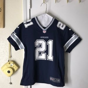 lowest price aaf52 826b9 ZEKE COWBOY JERSEY